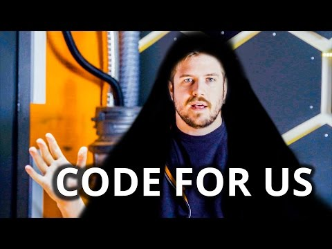 Where has Luke been? - Call for Coders 2017