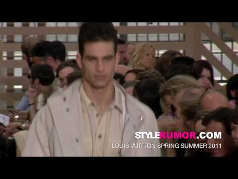 Louis Vuitton Spring Summer 2011 Show Backstage Stylerumor.com Video
