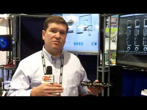 InfoComm 2016: Broadata Showcases LBH-H/O-EAD-RX-ICP Processor