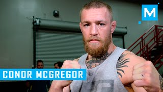 Conor McGregor Training for Nate Diaz ( Part 2 )   Muscle Madness