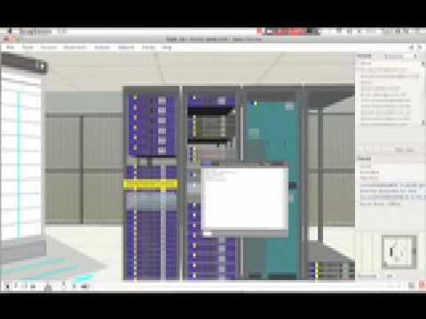 Qwaq Virtual Data Center  2008