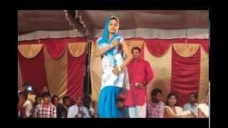 ragni sapna dance at satnali main