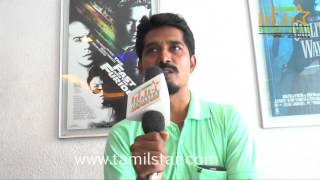 Rajesh Kannan At Aarathu Sinam Movie Team Interview