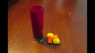 Candy Corn Shot Out Of Shotgun