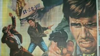 1100 original movie poster ex Yugoslavia