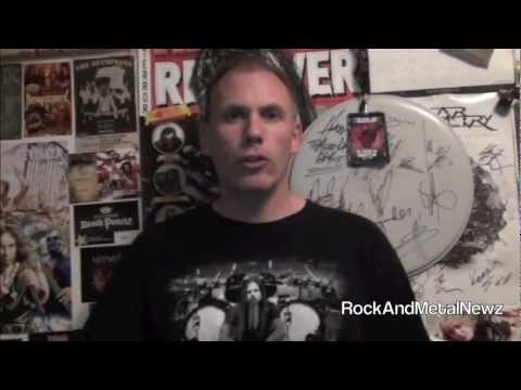 Lamb of God - Working 2012 Song Titles - Resolution - Ghost Walking - 2012 Album!