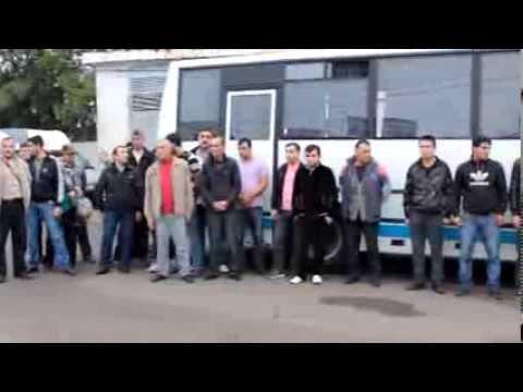 проверка овощебазы Вегетта в г. Долгопрудный сотрудниками УФМС по Московской области