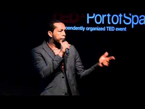 TEDxPortofSpain - Wendell Manwarren - I Am !