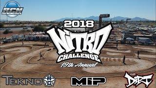 The Dirt Nitro Challenge 2018 - U4RC - Tekno DB48 - The RCNetwork