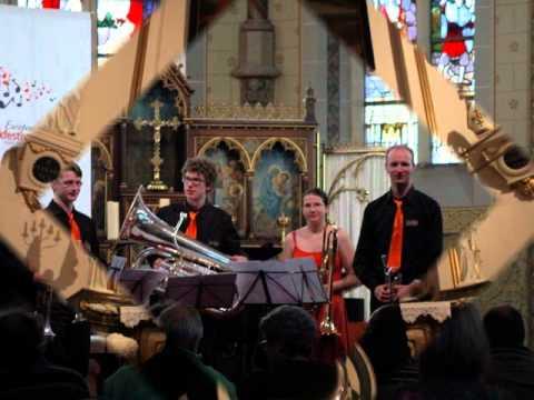 de Buchstabierers - Gabriel's oboe (Ennio Morricone)