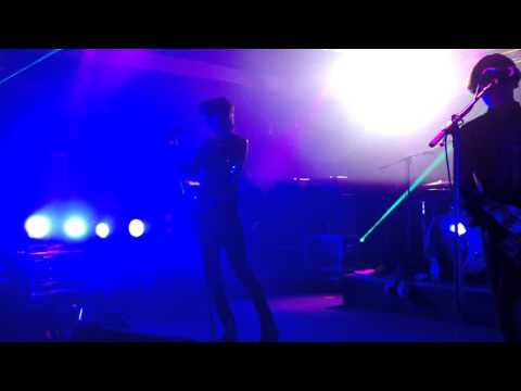 The Horrors - Scarlet Fields (live) Wahaca Day of the dead festival 7.11.2015