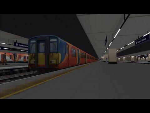 Hola a todos! Todo en éste escenario es ficticio, me lo he inventao yo. Espero que os guste. Saludos!. Juego/Game : Train simulator 2014 http://www.railsimul...