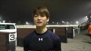 20160622阪野学騎手400勝達成