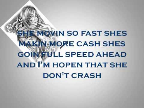 Fast Life Lyrics video
