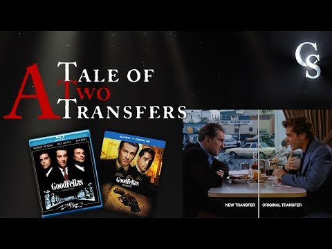 A Tale Of Two Transfers - 'GoodFellas' On Blu-ray