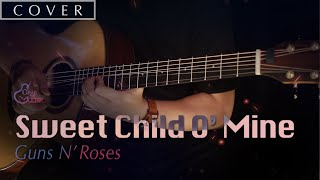 Sweet Child O' Mine - Guns N' Roses (Guitar Cover l Acoustic Ver.)