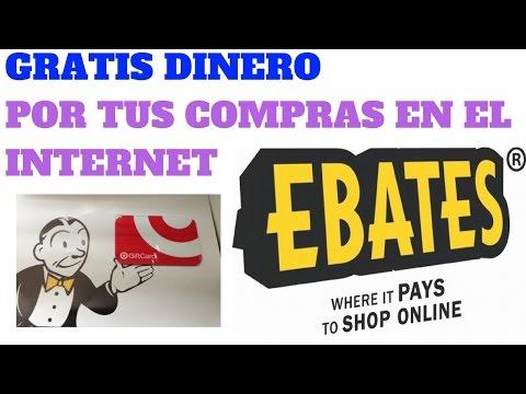 Cómo funciona Ebates y Cómo obtener dinero de regreso de mis compras online