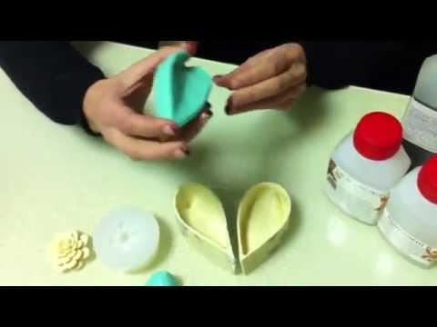 Как сделать молды для мастики своими руками