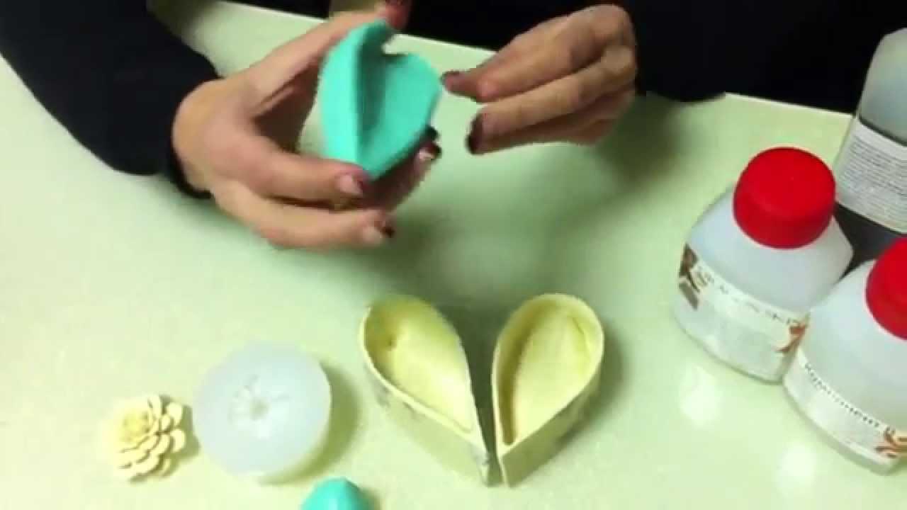 Как сделать молды с герметика