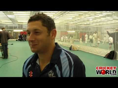 Cricket World® TV - Tim Bresnan Interview
