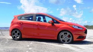 Road Test Review Part 2 - 2014 Ford Fiesta ST