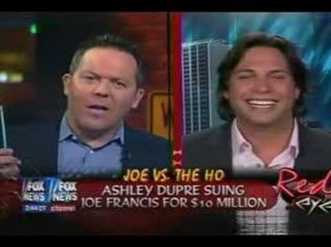 Red Eye - Joe Francis Interview - Being Sued by Hooker