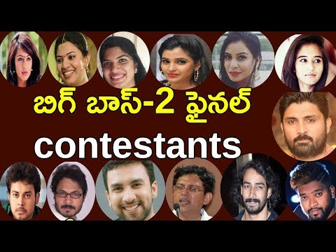 Bigg Boss 2 Contestants | #AnchorShyamala, #DeepthiSunaina,#RollRida | Nani | Film Jalsa