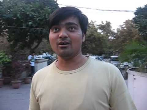 Public Opinion on 2014 Elections | Who Will Be the Next PM |Ankur Aggarwal supporting Narendra Modi