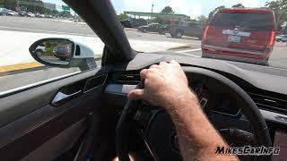2019 Volkswagen Arteon Test Drive Experience