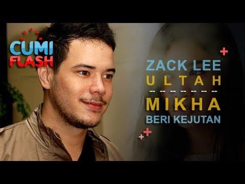 Mikha Tambayong Kasih Surprise ke Zack Lee, Nafa Urbach Kemana? - CumiFlash 16 Agustus 2017