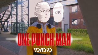 REAL LIFE ANIME - One Punch Man