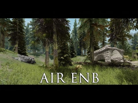 TES V - Skyrim Mods: AIR ENB