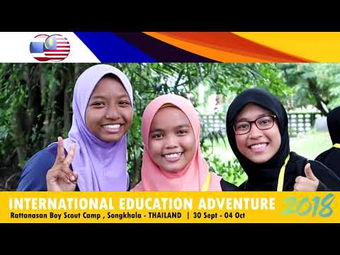 MONTAGE OFFICIAL INTERNATIONAL EDUCATION ADVENTURE  SONGKHLA 2018