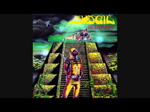 Budgie - I Turned To Stone