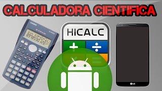 HiCalc - La mejor Calculadora Científica para Android 2016 - Ayala Inc