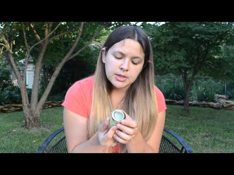 Balm Baby Nipple Soother, Pits And Tea Tree Oil Review And Giveaway (closed) video