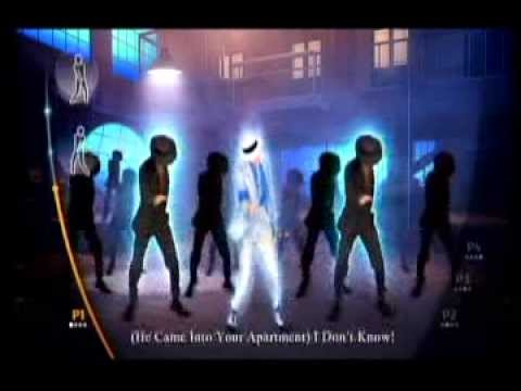 Michael Jackson The Experience  Smooth Criminal video