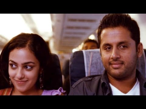 Ishq Movie || Beautiful Love Scene Nitin And Ntihya Menon || Nitin, Nithya Menen video