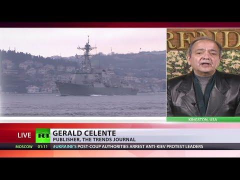Celente: US ignores own law in aiding post-coup Ukraine govt