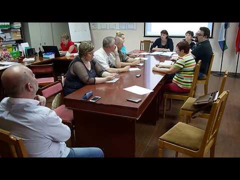 Скандал в ТИК при регистрации кандидата-единоросса Юрия Шлемензона. Часть 2