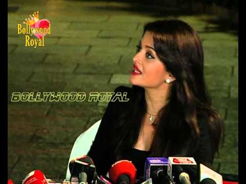 Aishwarya Rai Bachchan Celebrates her 41st Birthday with Media  2