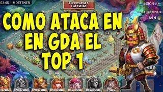 Como ATACA en GDA MSTROGOLPEADOR el TOP 1 /Castillo Furioso #THIN36 5.23 MB