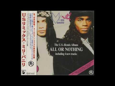 Milli Vanilli -   Blame It On The Rain  (Long Club Version)...