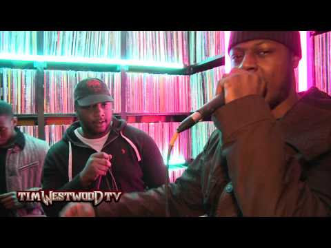 Westwood Crib Sessions: Trilla Freestyle Pt 2 | Grime, UKG, Rap