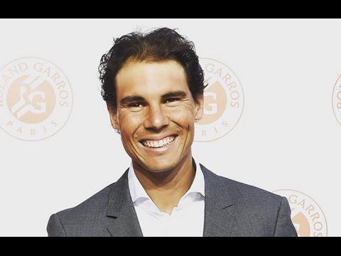 Rafa Plays Soccer/Tennis-Roger Models-Novak Tunes Up-Serena's Secret