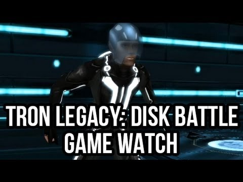 Tron Legacy: Disc Battle (Free PC Action Game): FreePCGamers Game Watch