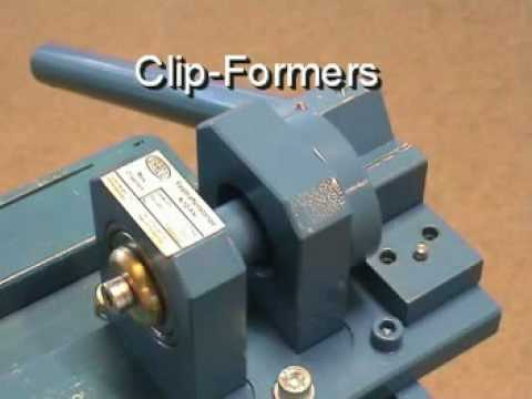 DRACO Cleat Benders / Clip Benders