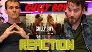 GULLY BOY   Ranveer Singh   Alia Bhatt   TRAILER REACTION!!!