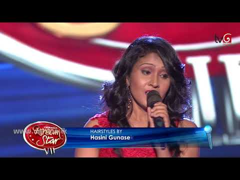 Dream Star Season 07 | Final 20 ( 01st Group ) Sachini Nisansala ( 26-08-2017 )