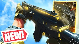 the GALIL BETTER THAN THE GRAU?! NEW DLC ASSAULT RIFLE in WARZONE! (Modern Warfare Warzone)